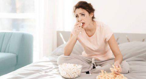 Emotional Eating Akibat Stres, Atasi dengan Cara Ini