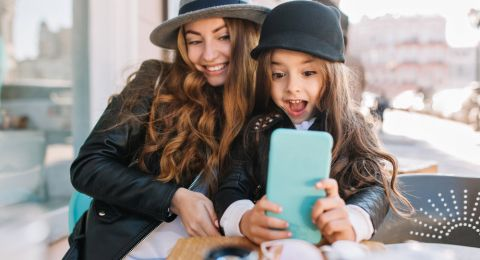 Serunya Menjadi Influencer Moms