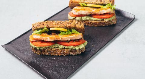Manfaat dan Resep Sandwich Tahu untuk Anak