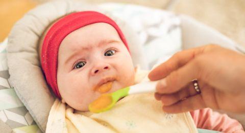 Tanda Bayi Siap Mengonsumsi MPASI
