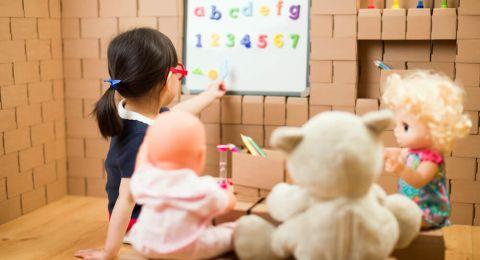 Manfaat Pretend Play Bagi Perkembangan Anak