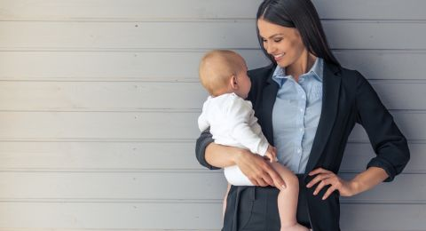 Tetap Erat Meski Seorang Working Mom