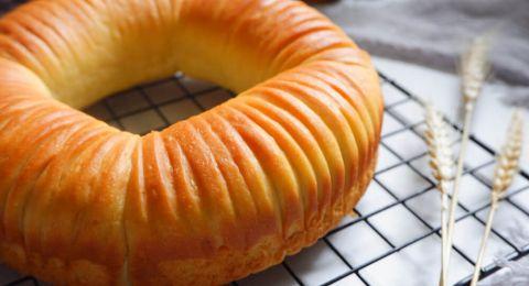 Resep Wool Roll Bread Tanpa Telur