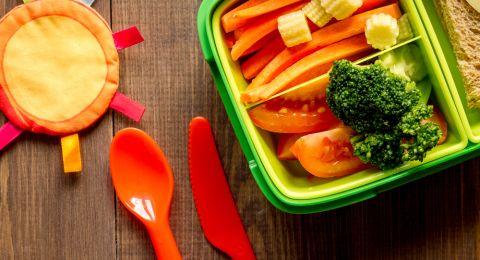 Kebutuhan Nutrisi Anak Sesuai Usia