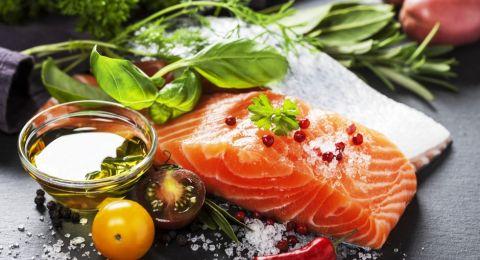 Salmon untuk Menu MPASI Si Kecil