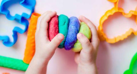 Mainan Anak dari Bahan Dapur