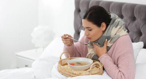 5 Makanan untuk Mengurangi Flu