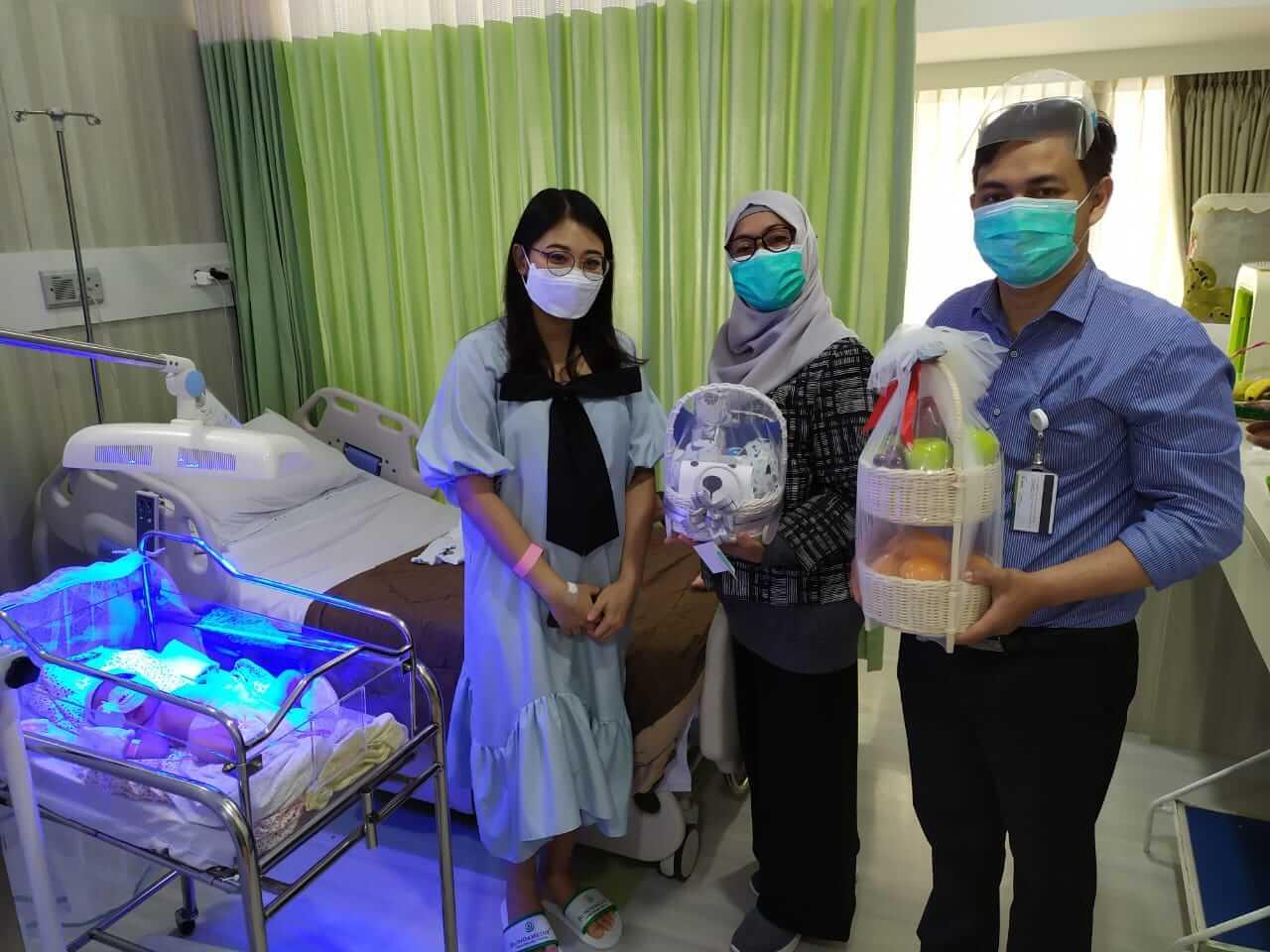 Pasien RSIA Bunda Jakarta 2021